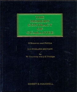 The Modern Contract of Guarantee 3Ed.