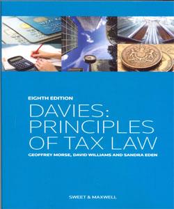 Davies: Principles of Tax Law 8Ed.