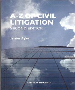A-Z of Civil Litigation