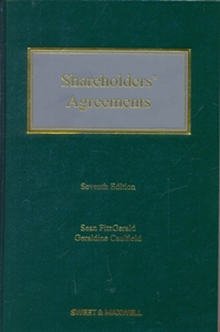 Shareholders' Agreements 7Ed.