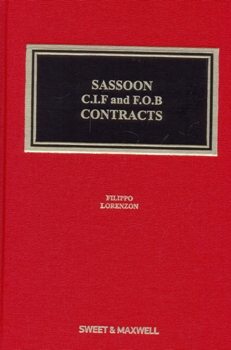 Sassoon CIF and FOB Contracts 6Ed.