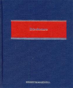 Disclosure 5th Ed.