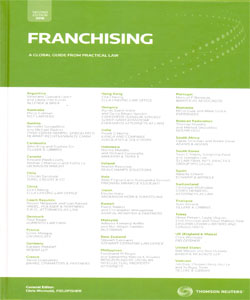 Franchising: A Global Guide From Practical Law 2Ed.