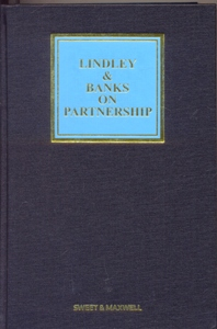 Lindley & Banks on Partnership 20Ed.