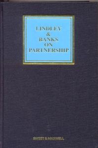 Lindley & Banks on Partnership 20Ed.