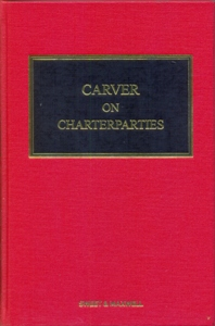 Carver on Charterparties 2Ed.