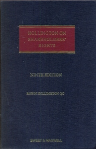 Hollington on Shareholders' Rights 9Ed.