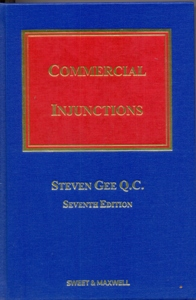 Commercial Injunctions 7Ed.