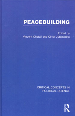 Peacebuilding 4 Vol.Set Critical Concepts in Political Science