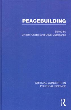 Peacebuilding 4 Vol.Set Critical Concepts in Political Science