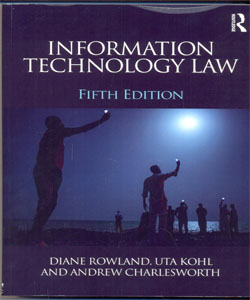Information Technology Law 5Ed.