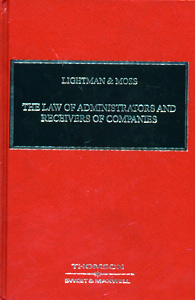 Lightman & Moss::Law of Administrators and Receivers of Companies