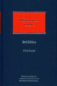 Information Rights 2nd/Ed