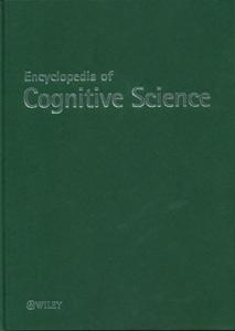 Encyclopedia of Cognitive Science, 4 Volume Set