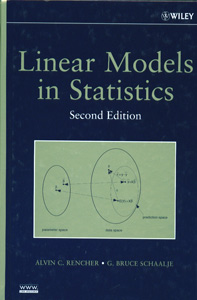 Linear Models in Statistics 2nd ed.