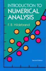 Introduction to Numerical Analysis 2Ed.