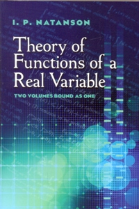 Theory of Functions of a Real Variable