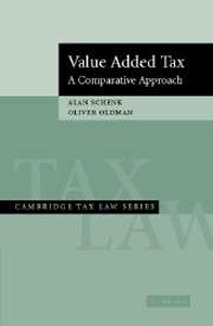 Value Added Tax : A Comparative Approach