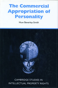 The Commercial Appropriation of Personality