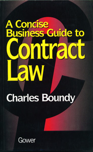 A Concise Business Guide to Contract Law