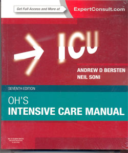 Oh's Intensive Care Manual 7Ed.