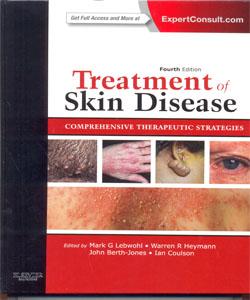 Treatment of Skin Disease 4Ed.