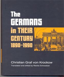 The Germans in their century 1890–1990