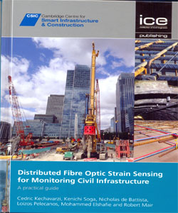 Distributed Fibre Optic Strain Sensing for Monitoring Civil Infrastructure: A Practical Guide