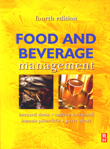 Food and Beverage Management 4th Edition