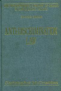 Anti-Discrimination Law