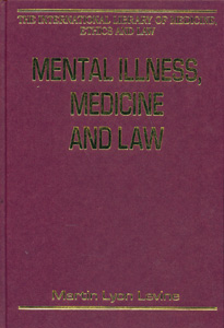 Mental Illness Medicine And Law