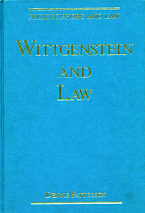 Wittgenstein and Law