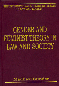 Gender and Feminist Theory in Law and Society