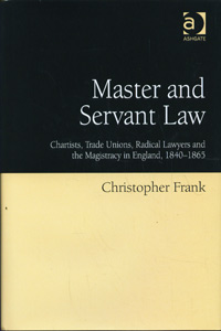 MASTER AND SERVANT LAW