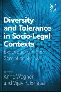 Diversity and Tolerance in Socio-Legal Contexts