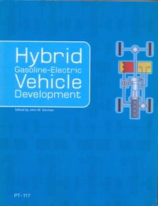Hybrid Gasoline-Electric Vehicle Development