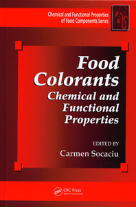 Food Colorants : Chemical and functional properties