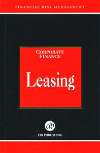 Corporate Finance Leasing