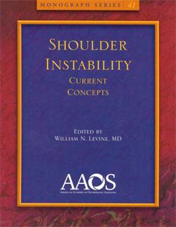 Shoulder Instability Current Concepts