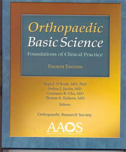 Orthopaedic Basic Science Foundations of Clinical Practice 4ed.