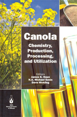 Canola Chemistry Production Processing and Utilization