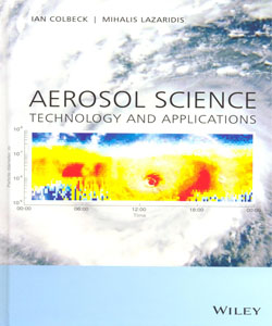 Aerosol Science Technology and Applications