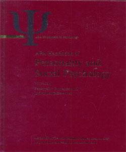 APA Handbook of Personality and Social Psychology 4 Vol.Set.