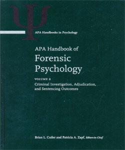 APA Handbook of Forensic Psychology 2 Vol.Set.