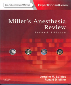 Miller's Anesthesia Review 2Ed.