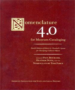 Nomenclature 4.0 for Museum Cataloging