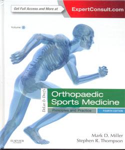 DeLee & Drez's Orthopaedic Sports Medicine 4Ed. 2 Vol.Set
