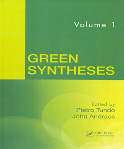 Green Syntheses Volume 1