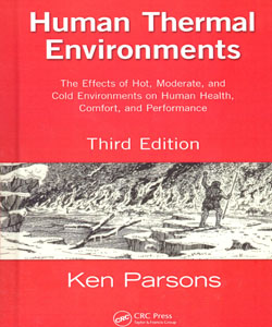 Human Thermal Environments 3ed.