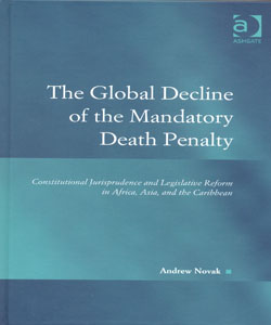 The Global Decline of the Mandatory Death Penalty